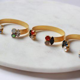 Bracelet jonc Jade