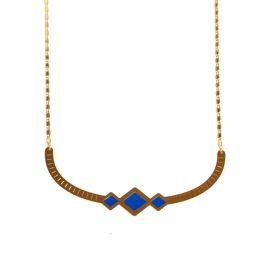 Collier grand pendentif Liane