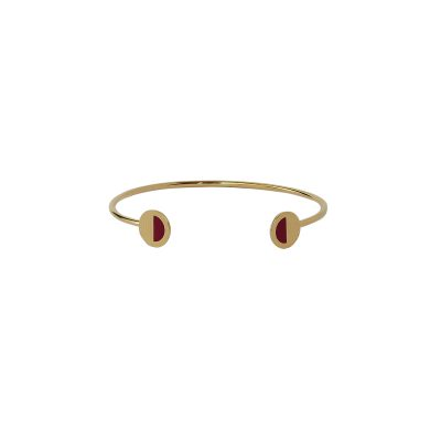 vous-mademoiselle-bracelet-jonc-double-mona-burgundy -bijoux