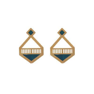 vous-mademoiselle-boucles-oreilles-grande-greta-bleu-paon -bijoux