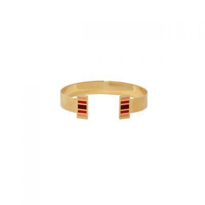 vous-mademoiselle-bracelet-jonc-daphne-double-degrade-rouge -bijoux